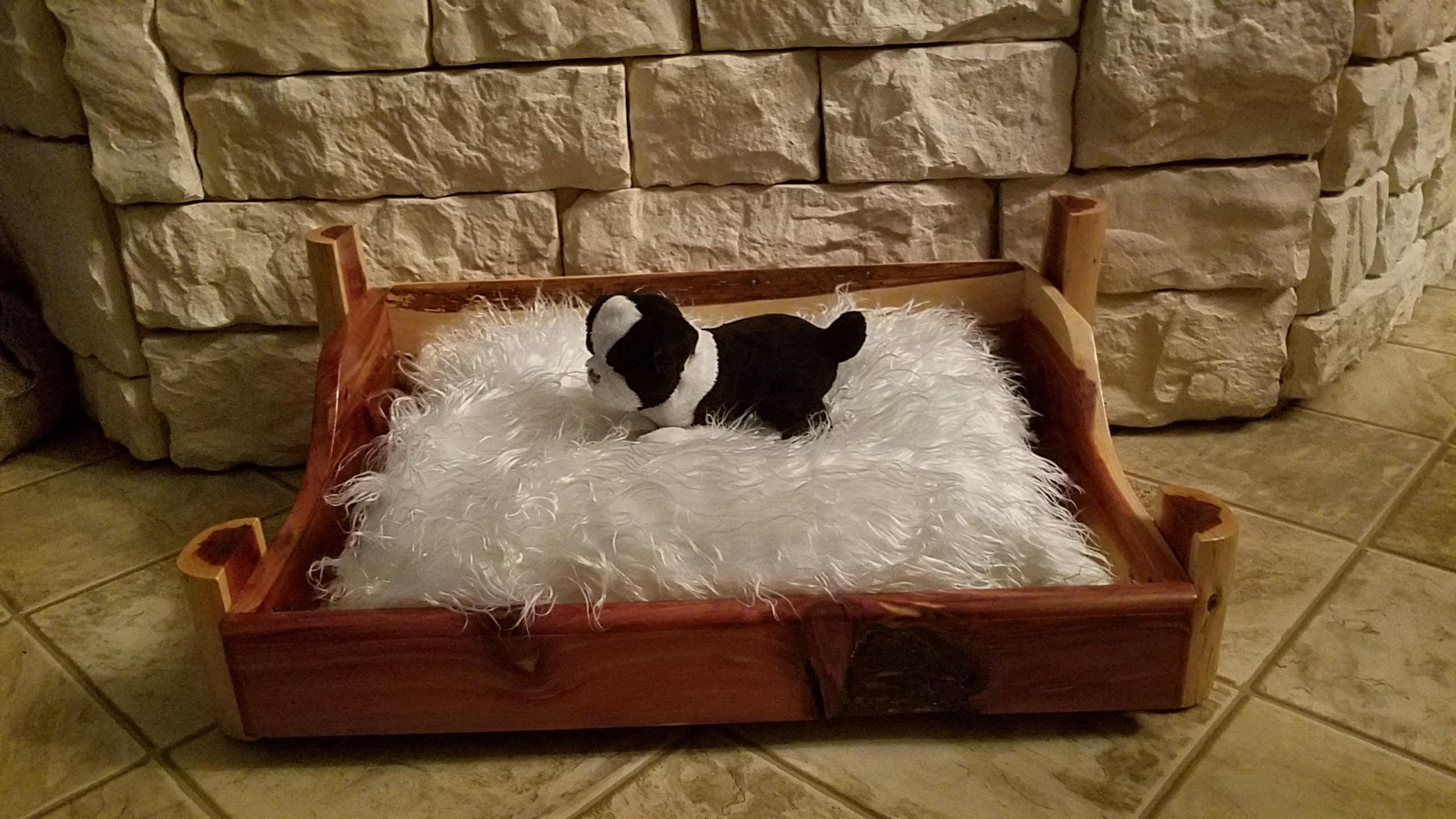 13 x 19 Custom Crafted Dog Bed